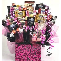 Sweet Sentiments Candy Bouquet