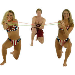 3 Person Water Balloon Launcher