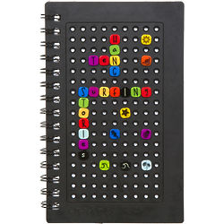 Notebook with 30 Elements