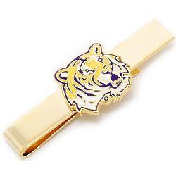 LSU Tiger Tie Bar