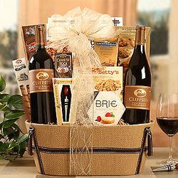Cliffside Vineyards Duet Gift Basket