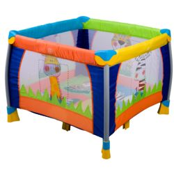 Baby's Fun Time Portable Play Pen