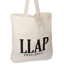 LLAP in Memoriam Limited Edition Canvas Tote