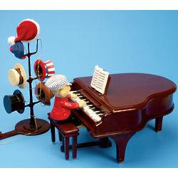 Teddy Takes Requests Digital Music Box
