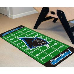 Carolina Panthers Runner Mat