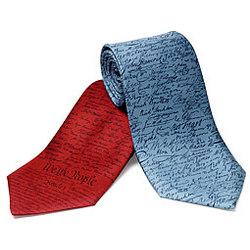 Signatures Necktie