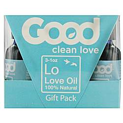 All Natural Love Oil Gift Pack