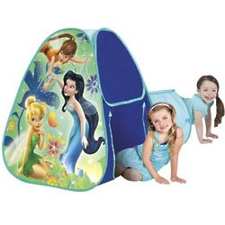 Disney Fairies Play Tent