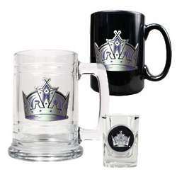 Los Angeles Kings Glassware Set
