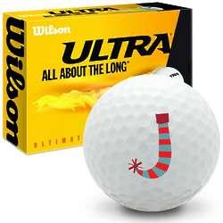 Christmas Stocking Ultimate Distance Golf Balls