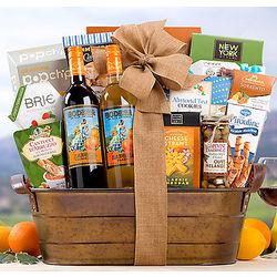 Sangria Fiesta Gift Basket