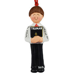 Boy's First Communion Ornament