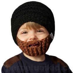 Beard Hat for Kids