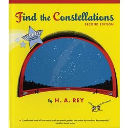 Find the Constellations Hardcover Book