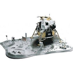 First Lunar Landing Scale Model Kit