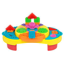 Clipo Creativity Table 100 Piece Toy