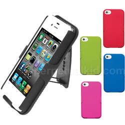 iPhone Clip Case & Stand