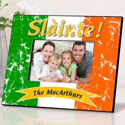 Personalized IPride of the Irish Picture Frame