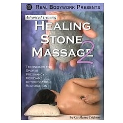 Healing Stone Massage DVD Volume 2