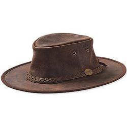 Australian Leather Bush Hat
