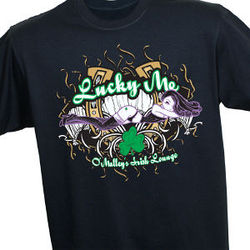 Personalized Irish Lounge T-Shirt