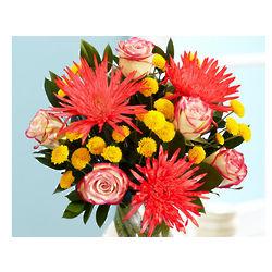 Summer Pop Floral Bouquet