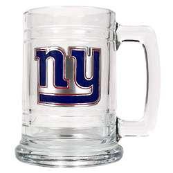 New York Giants Personalized Medallion Mug
