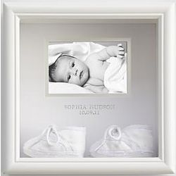 Baby's First Frame Shadowbox