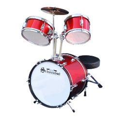 Schoenhut Five Piece Drum Set