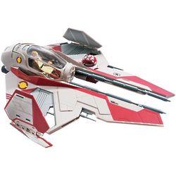 Obi-Wan Jedi Starfighter Star Wars Model Kit