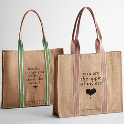 Eco Jute Shopping Bag