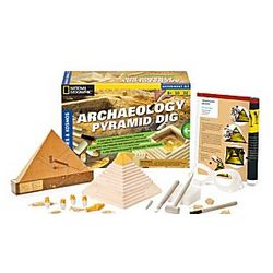 Egyptian Pyramid Archaeology Kit