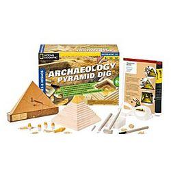 Egyptian Pyramid Archaeology Kit