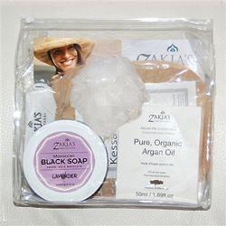 Argan Oil Lavender Gift Set