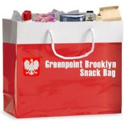 Greenpoint, Brooklyn Gift Bag of Polish Snacks