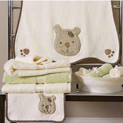 Henry Bear Bath Set