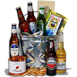 Light Beer Gift Bucket