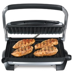 Indoor Grill with Panini Press