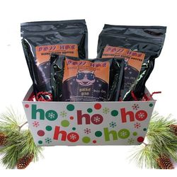 Christmas Coffee Craze Basket