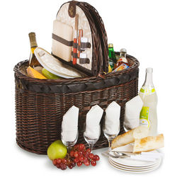 Torrington Picnic Basket for 4