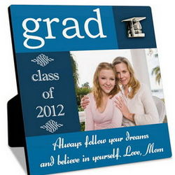 Personalized Graduation Photo Plaque