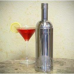 Anderson Bottle-Shaped Cocktail Shaker