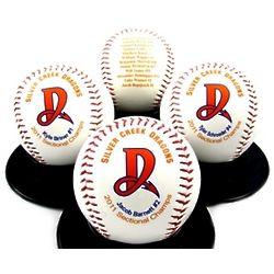 Personalized 2 Panel Baseball