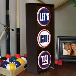 New York Giants Let's Go Traffic Light