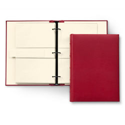 Slimline Leather Photo Album