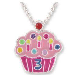 Sweet Treat Birthday Necklace