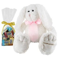 Ghiradelli Cottontail Bunny with 50 Chocolate Squares