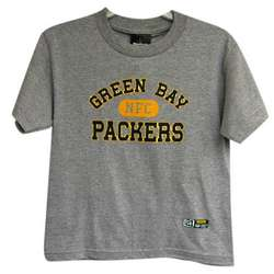Youth Packers Short Sleeve T-Shirt