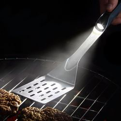 Grill It Up Flashlight Grilling Spatula