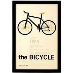 The Bicycle Encyclopedic Print